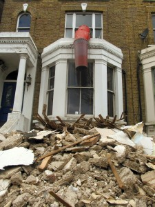 Renovation insurance is easily arranged at www.protekselfbuild.co.uk