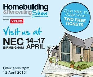 Protek Self Build Insurance at the National Homebuilding Show